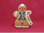 Christmas decorative figurine for tea candle