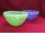 Plastic bowl 4pcs